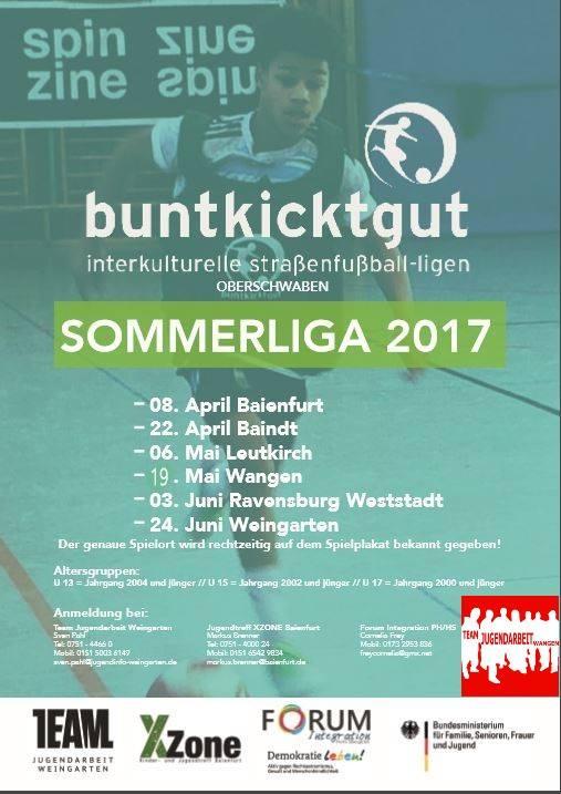 Plakat Turnier 19.05.17